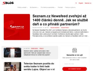 skye.sblog.cz screenshot