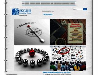 skylinecollege.com screenshot