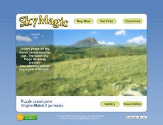 skymagicgame.com screenshot