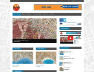 skymap.gr screenshot