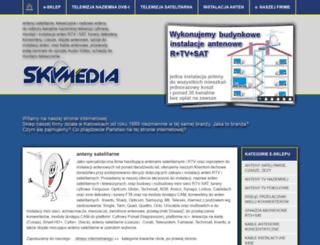 skymedia.pl screenshot
