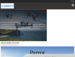 skymediadrone.com screenshot