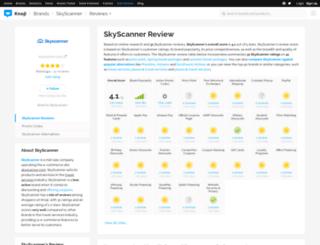 skyscannernet.knoji.com screenshot