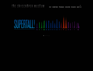 skyscraper.org screenshot