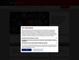 skysportsracing.com screenshot