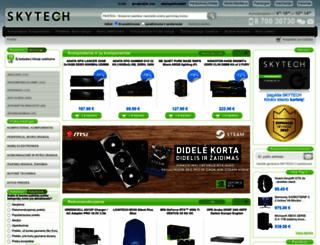 skytech.lt screenshot