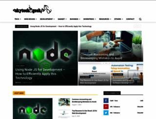 skytechgeek.com screenshot