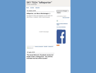 skytg24.blogs.com screenshot