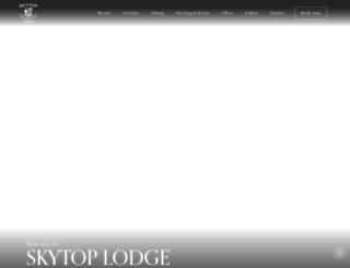 skytop.com screenshot