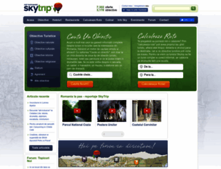 skytrip.ro screenshot