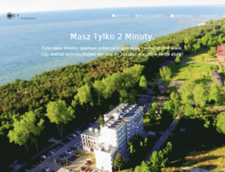 skyvisit.pl screenshot