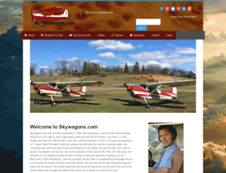 skywagons.com screenshot