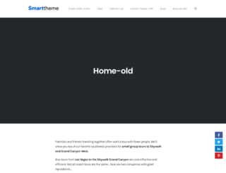 skywalk-grand-canyon.com screenshot