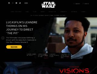 skywalker.net screenshot