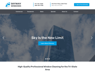 skywaywindows.reachlocal.net screenshot