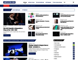 sl.amtelefon.com screenshot