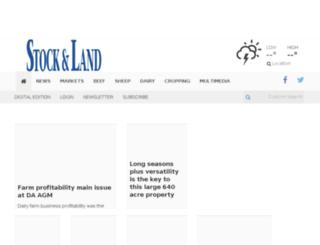 sl.farmonline.com.au screenshot