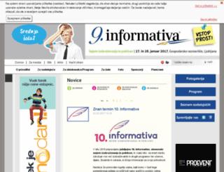 sl.informativa.si screenshot