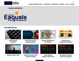 sl.sabanciuniv.edu screenshot