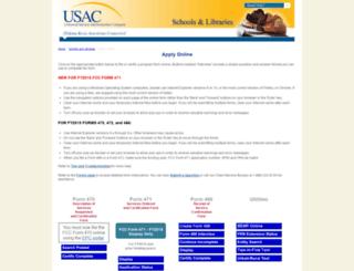 sl.universalservice.org screenshot