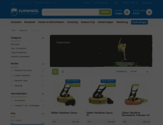 slackline.nl screenshot