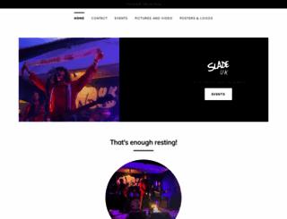 sladeuk.com screenshot