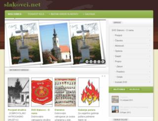 slakovci.net screenshot