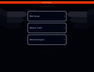 slamdesign.co.uk screenshot