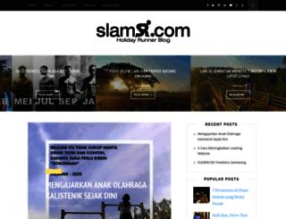 slamsr.com screenshot