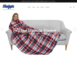 slanket.com screenshot