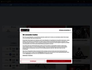 slapshot.ch.sportalsports.com screenshot