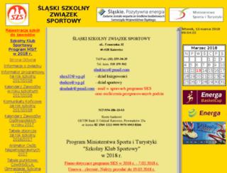 slaskiszs.republika.pl screenshot
