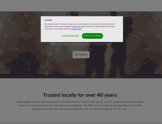slaterhogg.co.uk screenshot