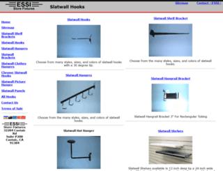 slatwall-hooks.com screenshot