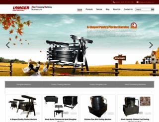 slaughterpoultry.com screenshot