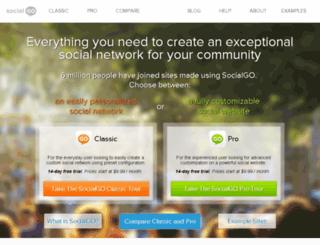 slavefarmproject.socialgo.com screenshot