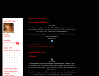 slayersempire.blogs.sapo.pt screenshot