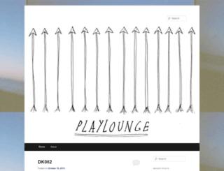 slaylounge.wordpress.com screenshot