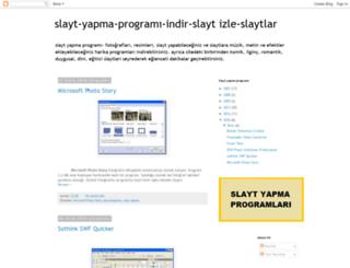 slayt-yapma.blogspot.com.tr screenshot