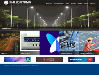 slb-systems.com screenshot