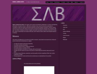 slb.truman.edu screenshot