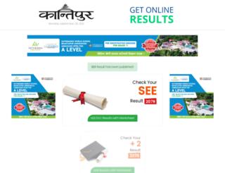 slc.ekantipur.com screenshot