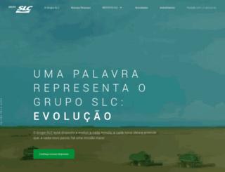 slcalimentos.com.br screenshot
