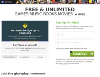 sleekbooks.org screenshot