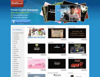sleeksearch.com screenshot