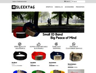 sleektag.com screenshot