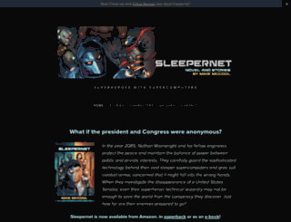 sleeper.net screenshot