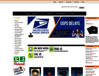 sleevecityusa.com screenshot