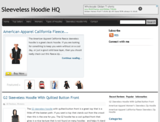 sleevelesshoodiehq.com screenshot