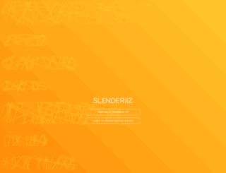 slenderiiz.com screenshot